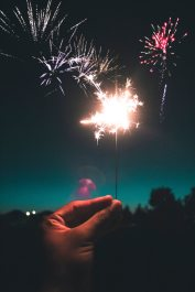 selective-focus-photography-of-sparkler-1697902